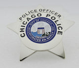 Chicago Police Officer Badge