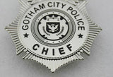 Gotham City Police Chief TV Series Badge Replica Movie Props