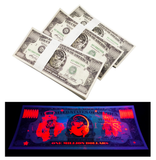 100 Pcs Of One Million Dollars 2020 Lunar Rat Year Novelty Notes Banknotes UNC Stack