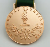 1996 Atalanta Olympic Bronze Medal with Ribbon 1:1 Full Size Replica