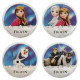 Frozen 4 Coins Set