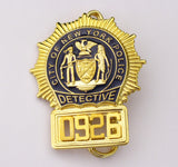 NYPD Badge 0926 Front