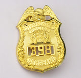 NYPD Badge 398 1