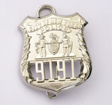 NYPD Badge 9191 1