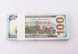 US Dollar Banknotes Paper Play Money Movie Props