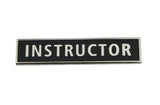 Instructor Citation Bar Police Merit Award Uniform Lapel Pin