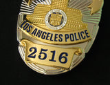 LAPD Police Badge 2516 3