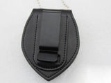 Multi-purpose Holder/ Holster/ Wallet For Multi-size Police Badges First-layer Genuine Leather