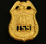 NYPD Badge 159
