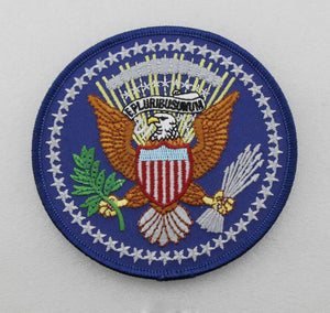 Seal Of The President Presidential Service Patch
