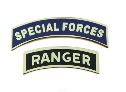 US Army Special Forces & Ranger Citation Bar Uniform Commendation Lapel Pin