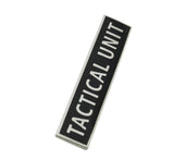 Tactical Unit Citation Bar Police Merit Award Uniform Lapel Pin