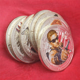 The Avengers Superhero Coin Set 4