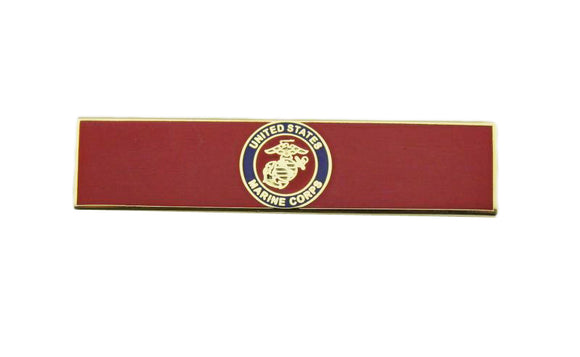 USMC Marine Corps Citation Bar Uniform Lapel Pin