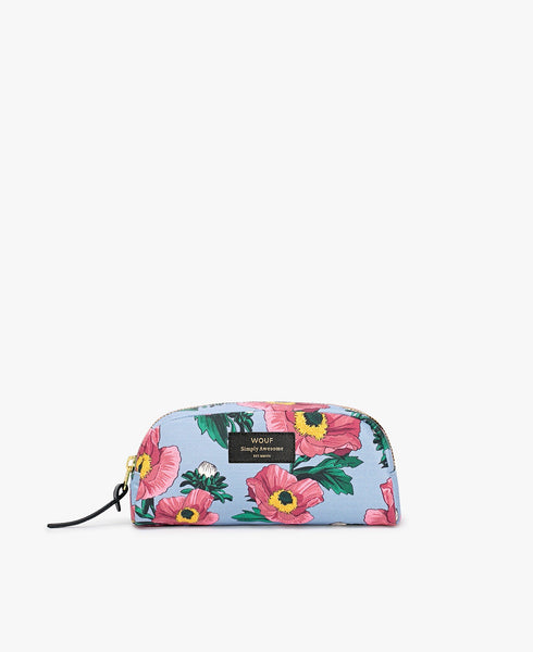 "WOUF ""FLOWERS"" Small Beauty Bag"