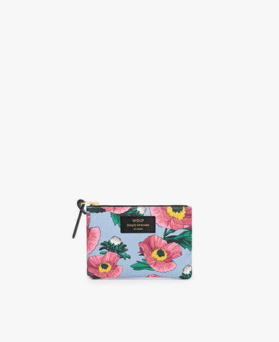 "-40% - WOUF ""FLOWERS"" Small Pouch Bag"