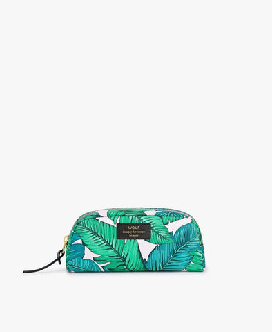 "EINZELSTÜCK!! WOUF ""TROPICAL"" Small Beauty Bag"
