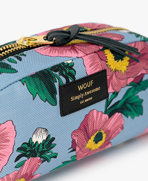 "-40% - WOUF ""FLOWERS"" Small Beauty Bag"