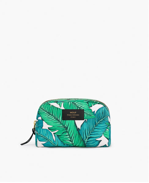 "WOUF ""TROPICAL"" Big Beauty Bag"