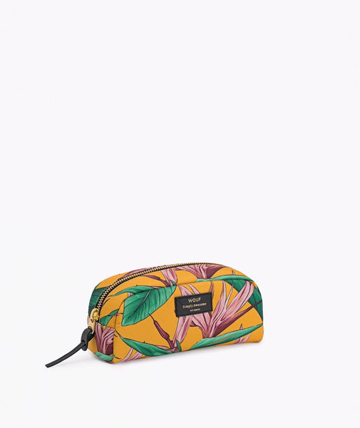 "WOUF ""BIRD OF PARADISE"" Small Beauty Bag"