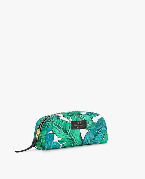 "WOUF ""TROPICAL"" Small Beauty Bag"