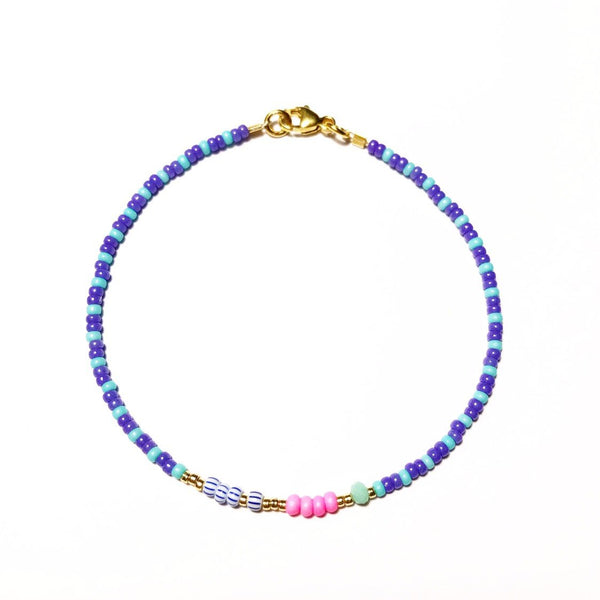 "NEU!! Armband ""PURPLE"""