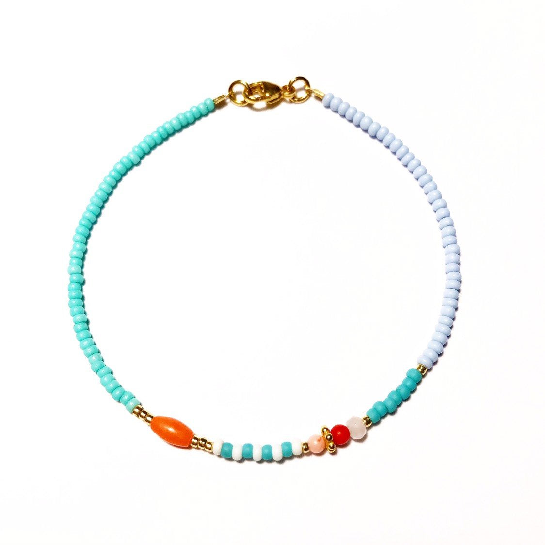 "LIMITIERT!! Armband ""LOVELY BLUE"""