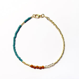 "Armband ""AUTUMN SEA"""