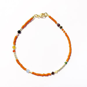 "Armband ""AUTUMN LEAVES"""