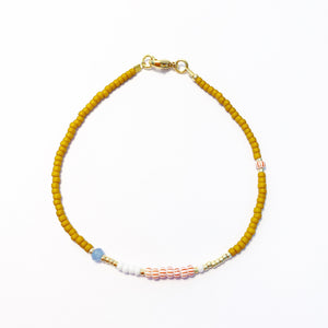 "Armband ""MARITIM YELLOW"""