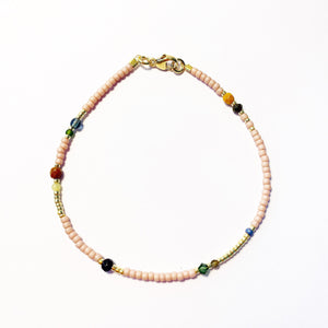"Armband ""AUTUMN ROSE"""