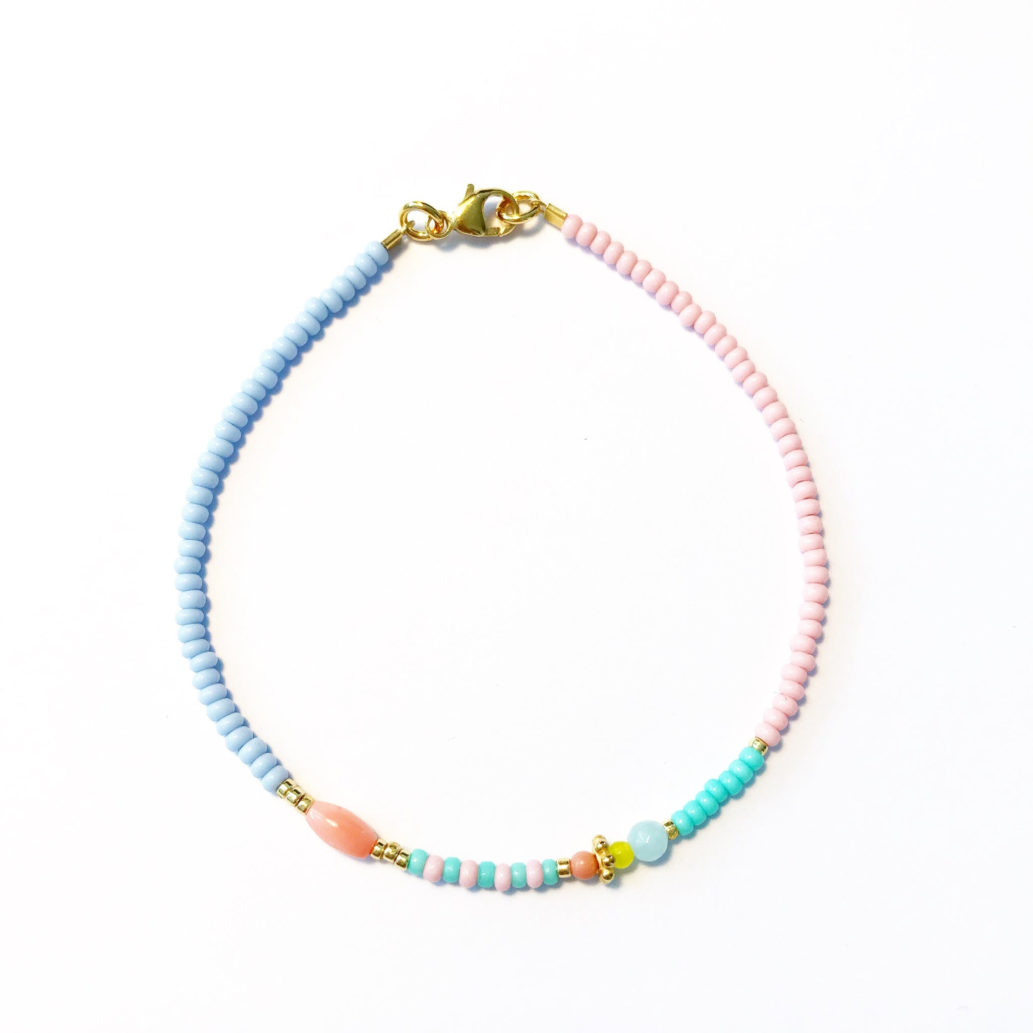 "LIMITIERT!! Armband ""LOVELY LIGHTBLUE"""