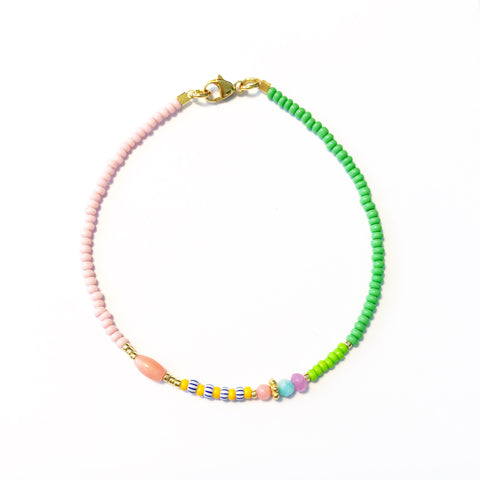 "LIMITIERT!! Armband ""LOVELY GREEN"""