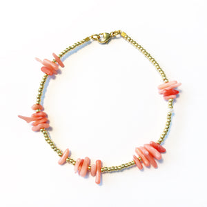 "LIMITIERT!! Armband ""CORAL SEA"""