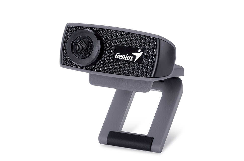 Genius FaceCam 1000X USB Webcam, 1MP