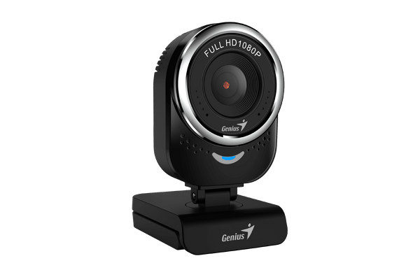 Genius Full HD and 360 Swivel WebCam (QCam 6000)