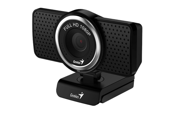 Genius Full HD and 360 Swivel Webcam (ECam 8000)