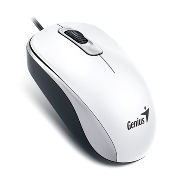 Genius Wired Optical Mouse, DX-110, Multiple Colors