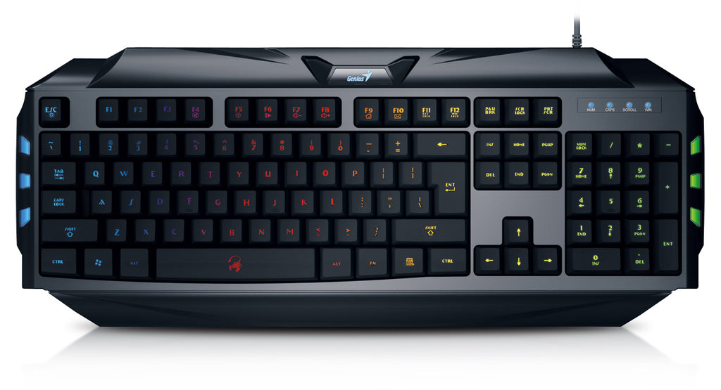 Genius Scorpion K5 Gaming Keyboard w/ LED Lighting