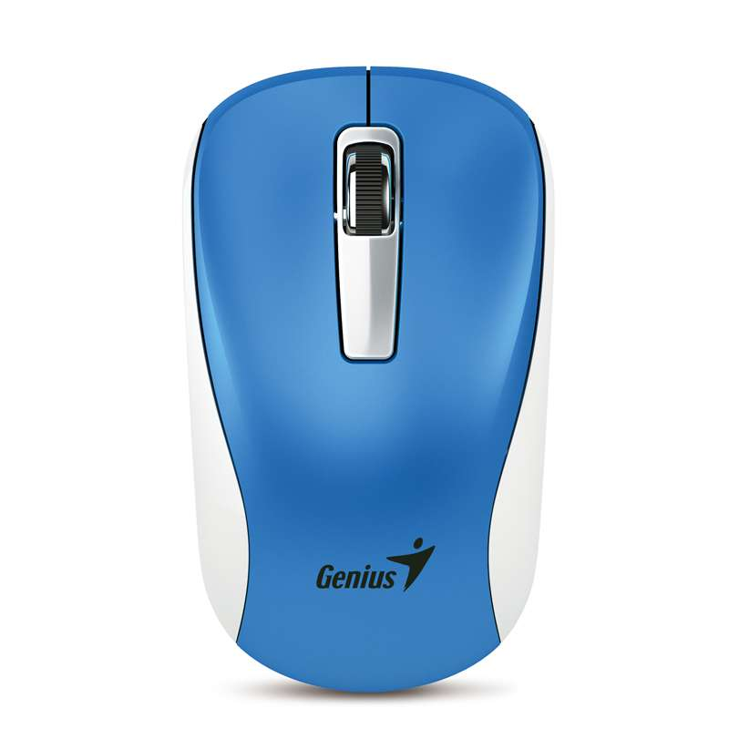 Genius NX-7010 Smart Mouse with Colorful Design | WIRELESS MOUSE