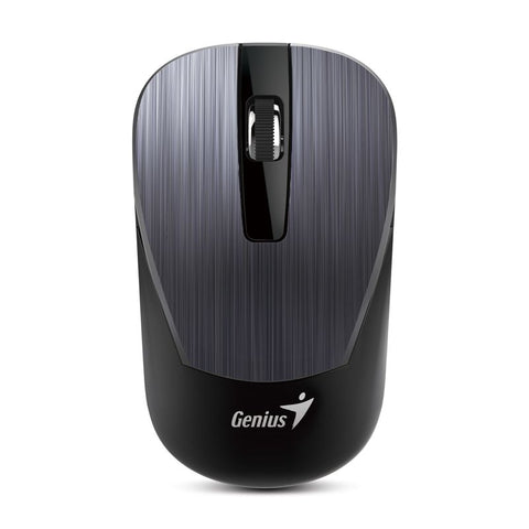 Genius NX-7015 Smart Mouse with Metallic Design  | WIRELESS MOUSE