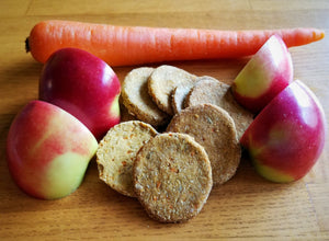 Apple Carrot Cookies