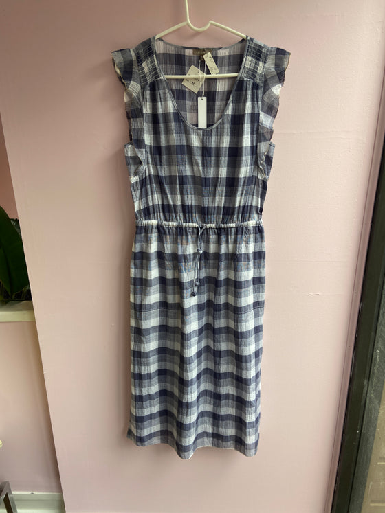 Petrushka Corduroy Cap with Antique Button in Green