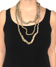 Frog Aspect Chunky Necklace
