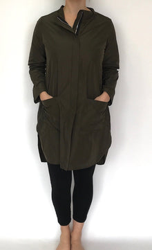 SunKim Washington Jacket in Olive