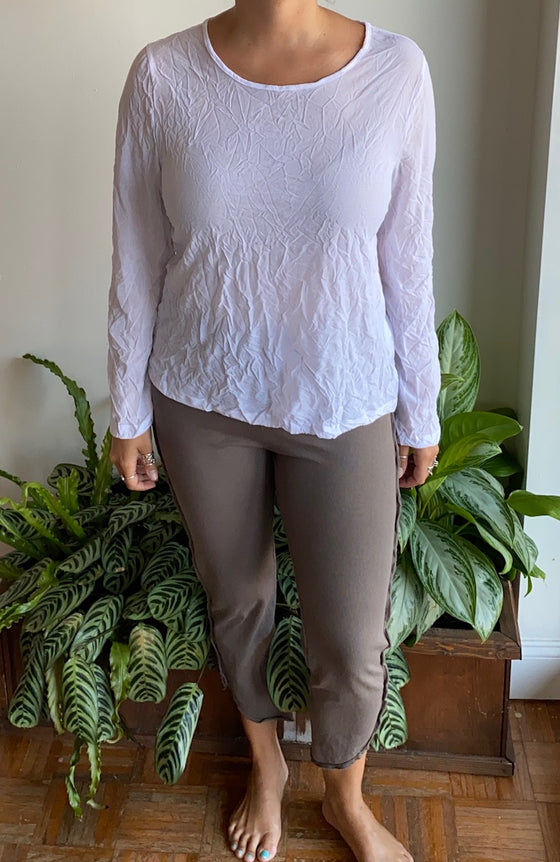 Chalet Long Sleeve Basic Top