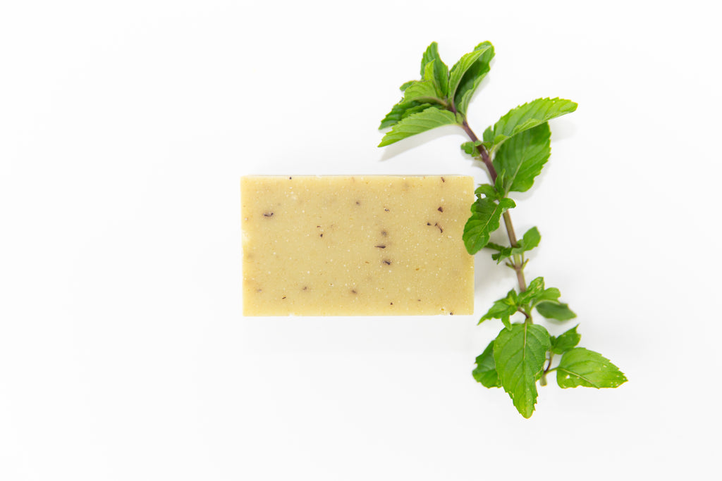 Erin Body Care Peppermint Leaf Soap