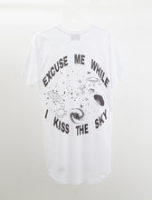 Camiseta blanca EXCUSE ME