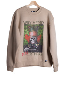 Sudadera SOMBRERERO VERY MERRY UNBIRTHDAY