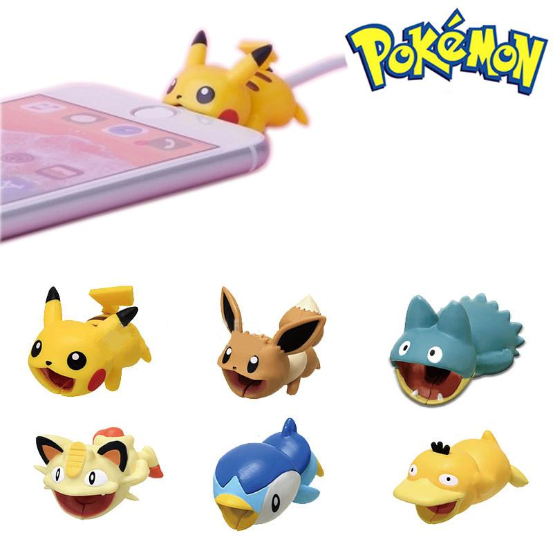 Chomper Pals | Pokemon USB Power Cable Protectors - nintendo-core